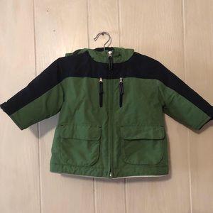 Lands End Kids Winter Jacket Coat 6-12 Months